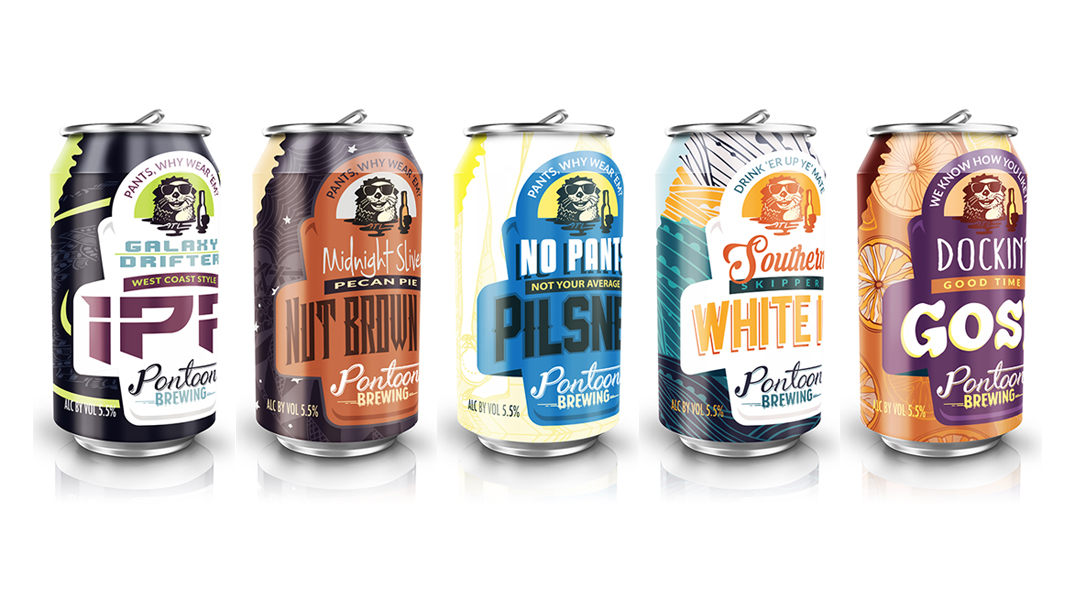 Pontoon Brewing Company
